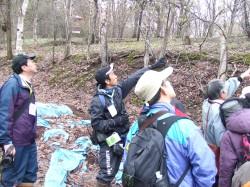 野鳥観察会に参加しました!(5)