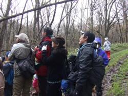 野鳥観察会に参加しました!(9)